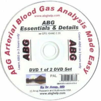 ABG - Arterial Blood Gas Analysis Made Easy 9781603350747
