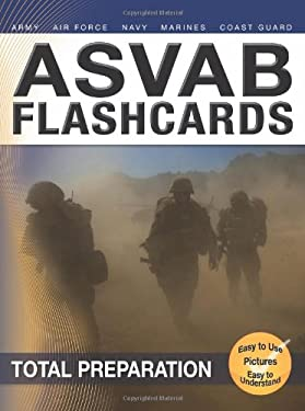 ASVAB Armed Services Vocational Aptitude Battery Flashcards 9781607871163