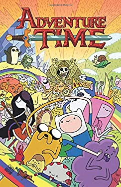 Adventure Time Vol. 1 9781608862801