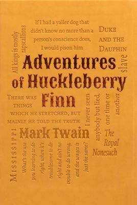 Adventures of Huckleberry Finn 9781607105503