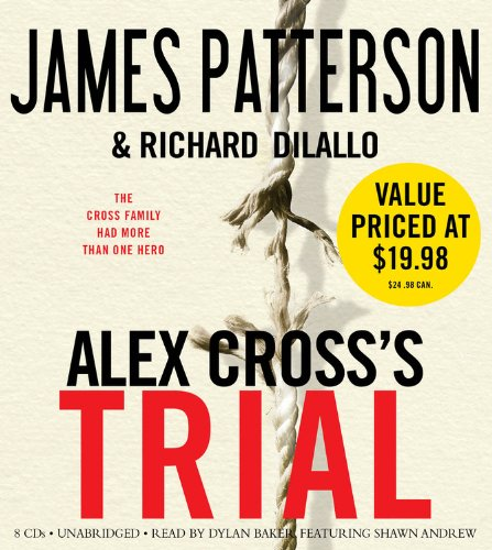 Alex Cross's Trial 9781607881896