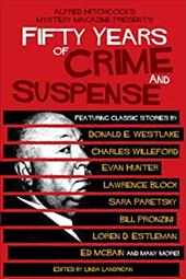 Alfred Hitchcock's Mystery Magazine Presents Fifty Years of Crime and Suspense 13330673