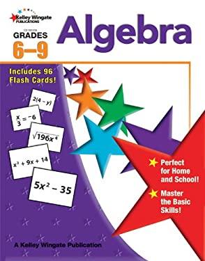 Algebra, Grades 6-9 9781604182668