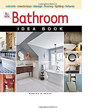 All New Bathroom Idea Book 9781600850868
