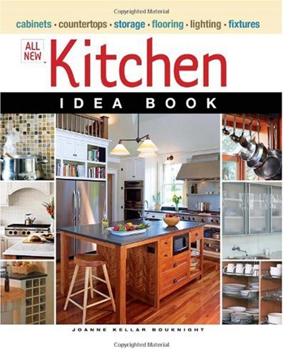 All New Kitchen Idea Book 9781600850608