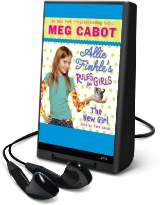 Allie Finkle's Rules for Girls: The New Girl 9781606405468