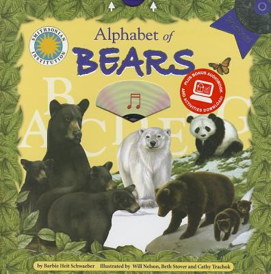 Alphabet of Bears [With Poster and Hardcover Book(s)] 9781607276685