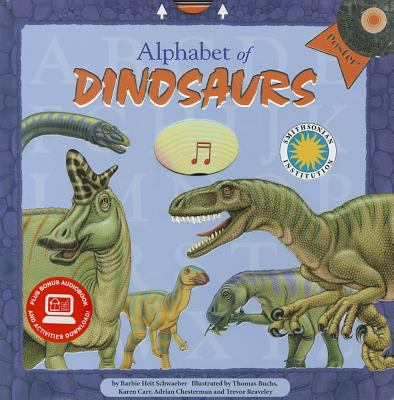 Alphabet of Dinosaurs [With Poster and Hardcover Book(s)] 9781607276715