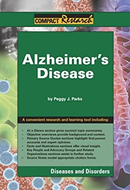 Alzheimer's Disease 9781601520616