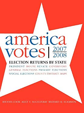 America Votes: Election Returns by State 9781604265347