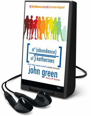 An Abundance of Katherines [With Headphones] 9781605148090
