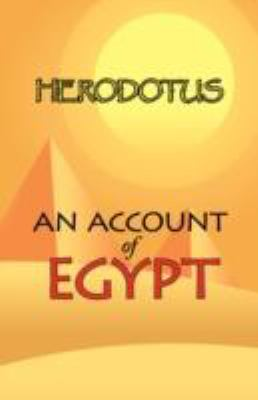 An Account of Egypt 9781604502183