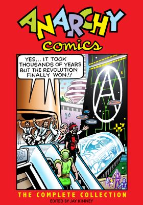 Anarchy Comics: The Complete Collection 9781604865318