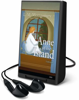 Anne of the Island [With Headphones] 9781605147093