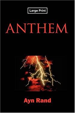 Anthem, Large-Print Edition 9781600962592