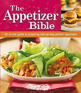 The Appetizer Bible 9781605537214