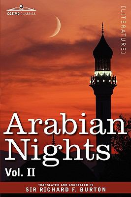 Arabian Nights, in 16 Volumes: Vol. II 9781605205816