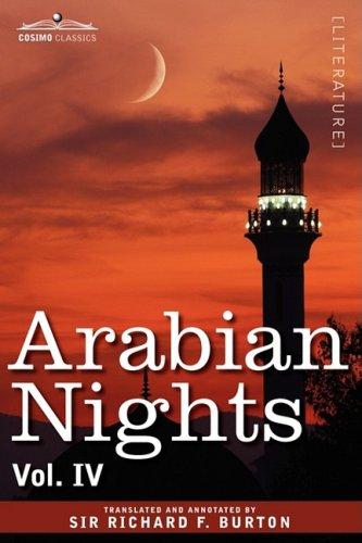 Arabian Nights, in 16 Volumes: Vol. IV 9781605205854