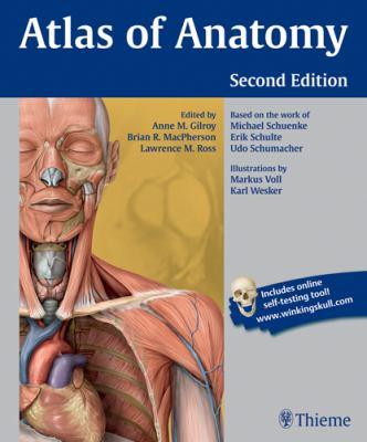 Atlas of Anatomy 9781604067453