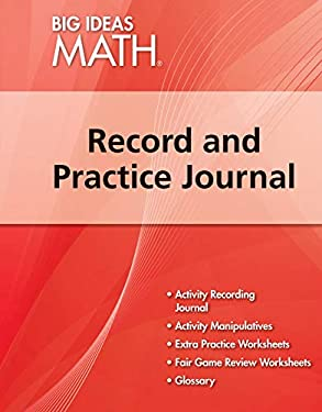 Big Ideas Math: Common Core Record & Practice Journal Red