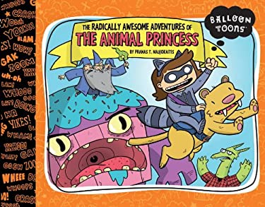 Balloon Toons: The Radically Awesome Adventures of the Animal Princess
