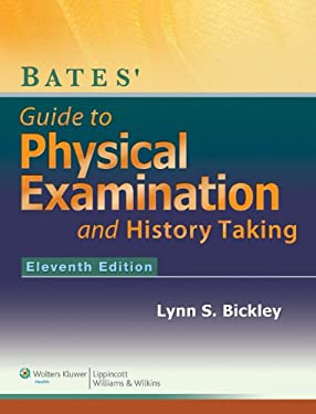 Bates Guide to Physical Examination and History-Taking 9781609137625