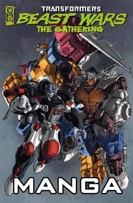Beast Wars: The Gathering Manga 9781600100253