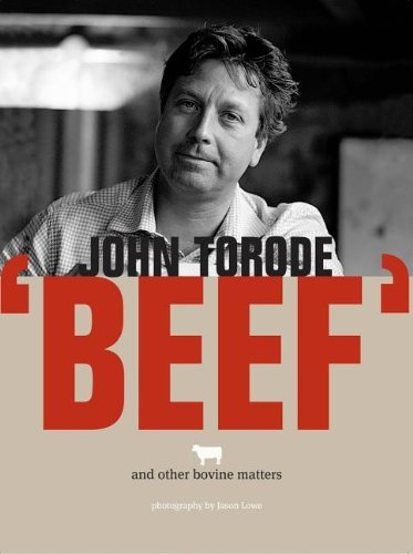 Beef: And Other Bovine Matters 9781600851261