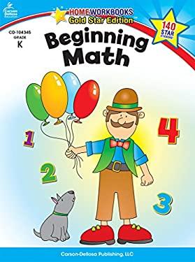 Beginning Math Grade K 9781604187762