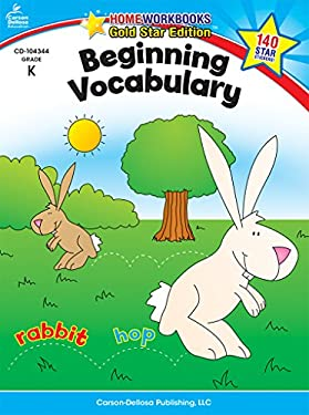 Beginning Vocabulary, Grade K 9781604187755