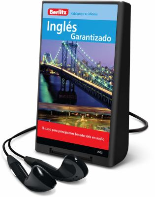 Berlitz Ingles Garantizado [With Headphones] 9781606407363
