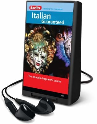 Berlitz Italian Guaranteed [With Headphones] 9781606407370