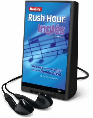 Berlitz Rush Hour Ingles [With Headphones] 9781606407424
