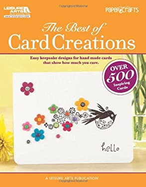 The Best of Card Creations 9781609000769