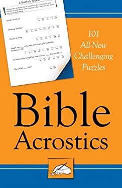 Bible Acrostics 9781602603516