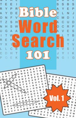 Bible Word Search 101, Volume 1