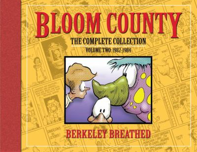 Bloom County: The Complete Library Volume 2