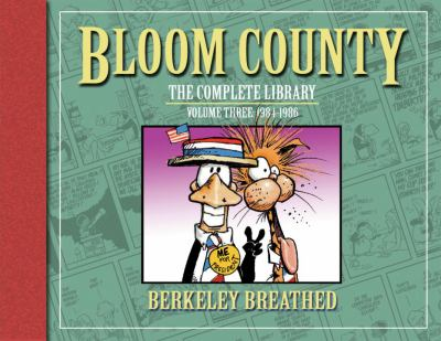 The Bloom County Library, 1984-1986 9781600107559