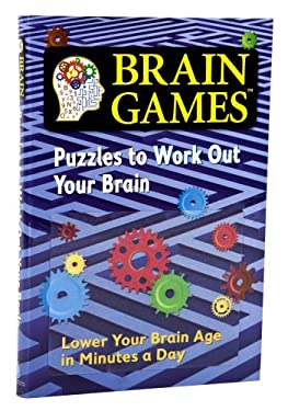 Brain Games Deluxe Puzzle Series Puzzles to Work Your Brain 9781605533414