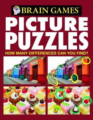 Brain Games Picture Puzzle 7 9781605531595
