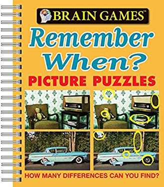 Remember When? Picture Puzzles 9781605531618