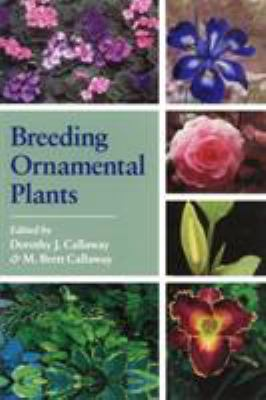Breeding Ornamental Plants 9781604690941