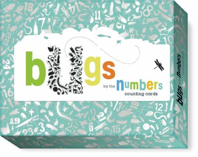 Bugs by the Numbers Counting Cards 9781609051013