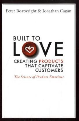 Built to Love: Creating Products That Captivate Customers 9781605096988