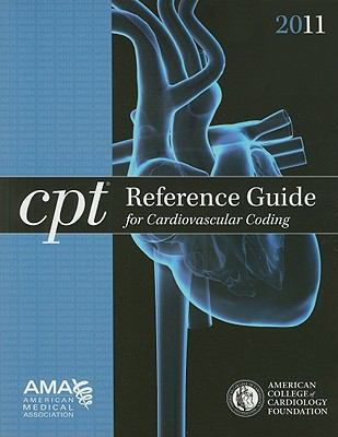 CPT Reference Guide for Cardiovascular Coding 9781603593038