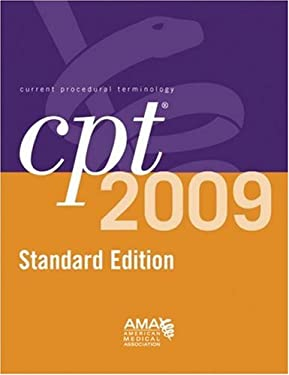 CPT Standard Edition: Current Procedural Terminology 9781603590631