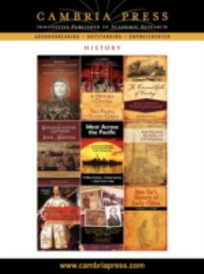 Cambria Press History Catalog 9781604976038