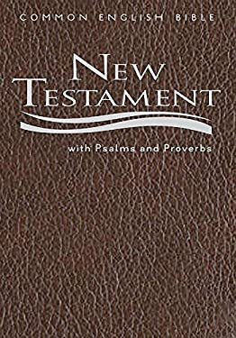 New Testament with Psalms and Proverbs-CEB 9781609260972