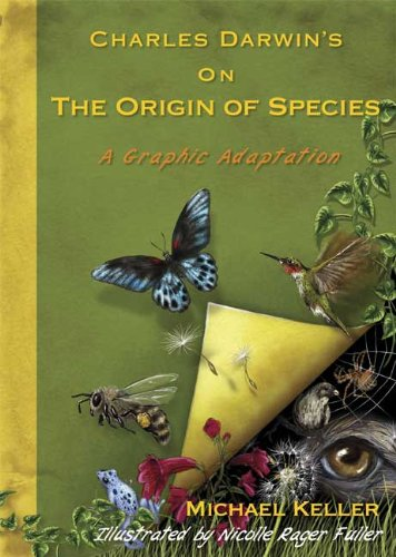 Charles Darwin's on the Origin of Species: A Graphic Adaptation 9781605299488