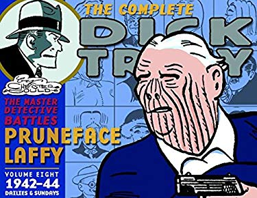 Chester Gould's the Complete Dick Tracy, Volume 8: 1942-44 Dailies & Sundays 9781600104633